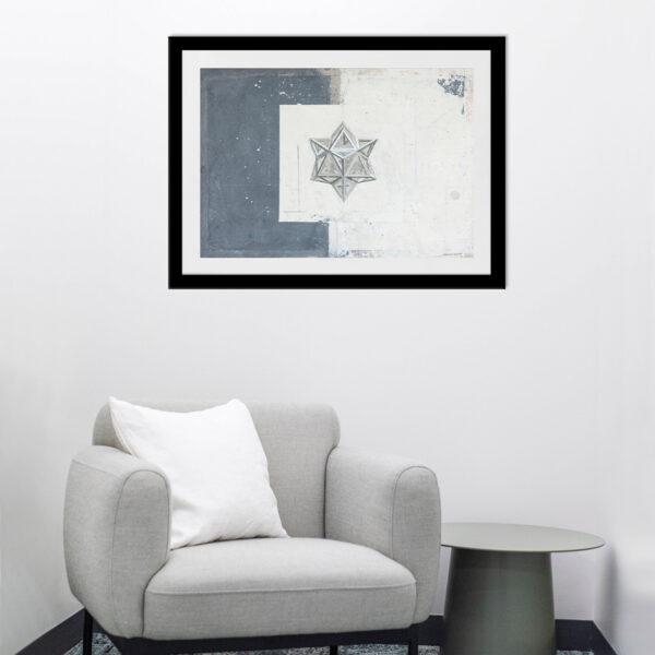 María-Aranguren-MA2-My-Artist-Lab-Editions-marco-negro-ambiente