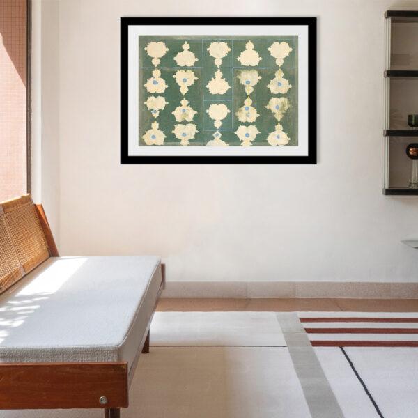 María-Aranguren-MA1-My-Artist-Lab-Editions-marco-negro-ambiente