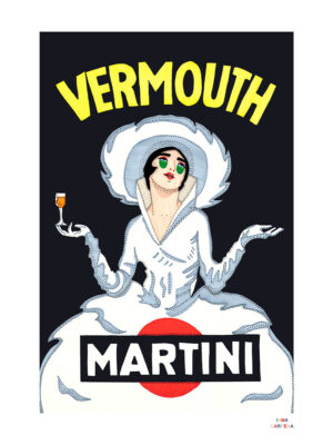 Inma Carpena Vermouth Martini