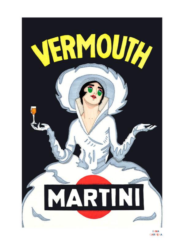 Inma Carpena Vermouth Martini